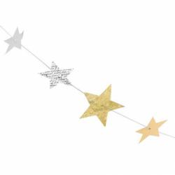 Guirlande étoile - magie de noel - Rader