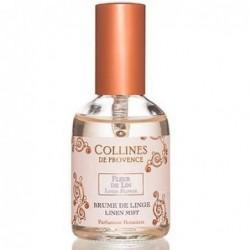 Brume de linge - Fleur de Lin - Collines de Provence - 50 ml