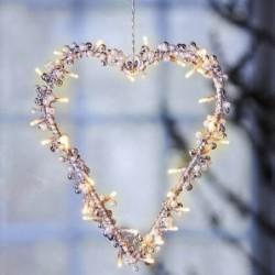 Coeur lumineux LED - Sirius - Juliet 20L