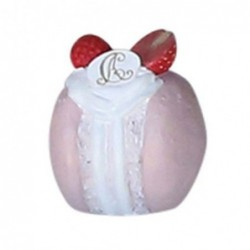 Pâtisserie décorative - Macaron fraise - Chic Antique