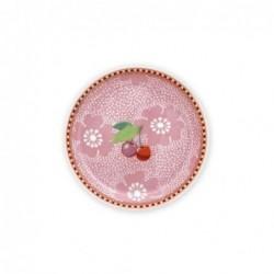 Coupelle repose sachet - Cherry rose - Pip Studio