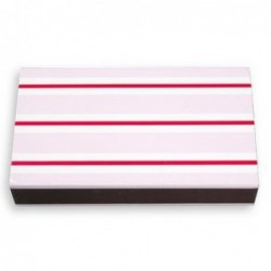 Grande boite d'allumettes - Krima et Isa - lollipop pink