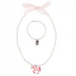 Collier et bracelet - Souza - Angel - Nacre