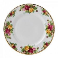 Assiette à dessert - Old Country Roses - Royal Albert - 20 cm