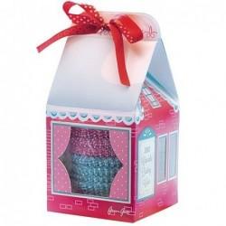 Maison boite à cupcakes - Greengate - 200 pièces