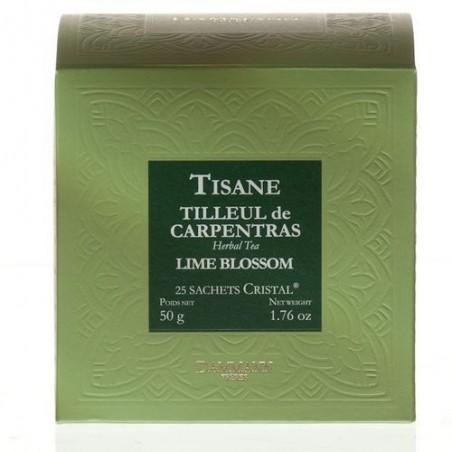 Tilleul - Dammann Frères - 25 sachets®
