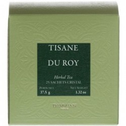 Tisane du Roy - Dammann Frères - 25 sachets