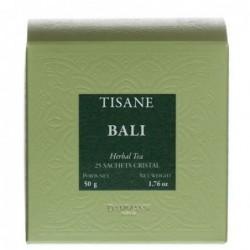 Tisane Bali - Dammann Frères - 25 sachets Cristal®