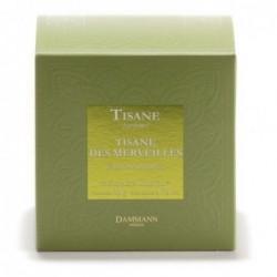 Tisane des merveilles - Dammann Frères - 25 sachets Cristal®
