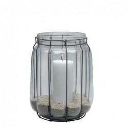 Lanterne en verre - Greengate