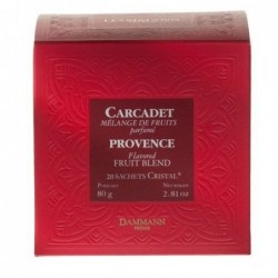 Carcadet Provence - Dammann Frères - 20 sachets®