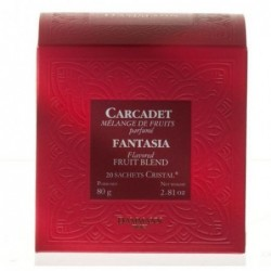 Carcadet Fantasia - Dammann Frères - 20 sachets®