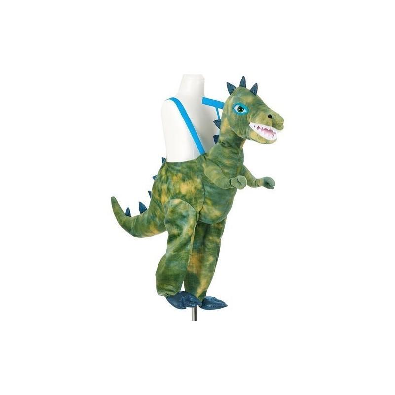 Déguisement Souza - Ride on Tyrannausaure - 5/6 ans