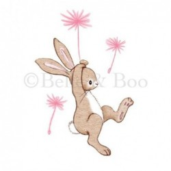 Sticker mural - Belle and Boo - Boo & the dandelion