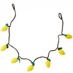 Guirlande de citrons - Rice - crochet