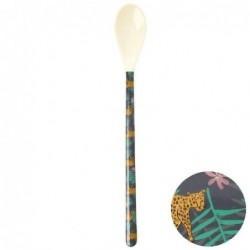 Cuillère longue en Mélamine RICE - Simply yes - Leopard & Leaves - 22cm