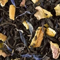 Thé noir parfumé - Dammann Frères - Citron - 100g