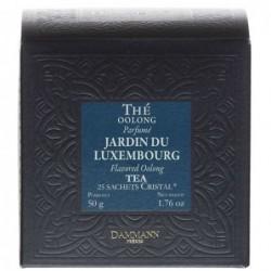 Boite 25 sachets Cristal - Dammann Frères Oolong Jardin du Luxembourg