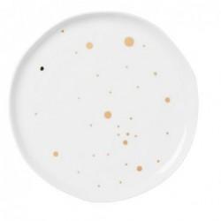 Assiette à gâteau - Rader - constellation