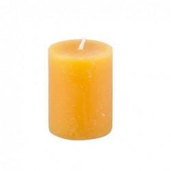 Bougie Broste Copenhagen - Orange - rustique - 3