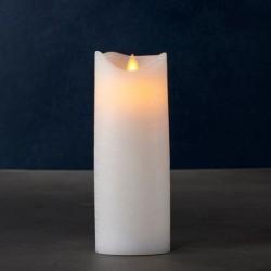 Bougie LED - Sirius - Sara Exclusive White - 20 cm