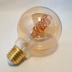 Ampoule LED vintage - Country Casa - Sphérique