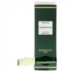 Boite 24 sachets Cristal - Dammann Frères - Tisane Citronnelle