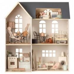 Maison de poupée - Maileg- Lapin & Souris