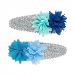 Lot de 2 barrettes - Souza - Jenine - Bleu
