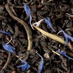 Thé noir parfumé - Dammann Frères - Earl Grey Yin Zhen - 100g