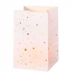 Lot de 2 sacs photophore - Constellation - papier  - Rader