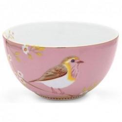 Bol - Oiseau rose - Pip Studio - 15 cm