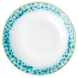 Saladier porcelaine - Rice - Glaze - Jade