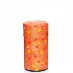 Boîte à thé washi - Constellation Scintillante -100g