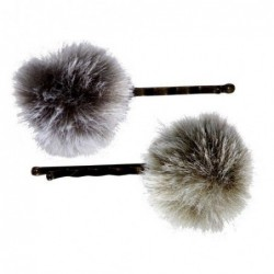 Set de 2 épingles à cheveux - Maileg - Fourrure