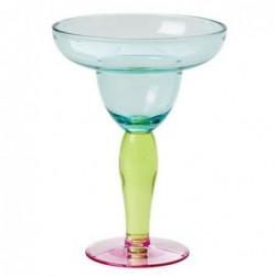 Verre à cocktail - Rice - acrylique - multicolore