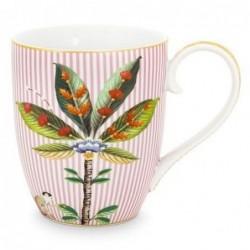 Maxi mug - La Majorelle - Rose - Pip Studio - 45 cl