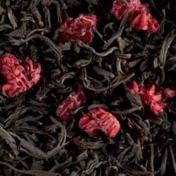 Thé noir parfumé - Dammann Frères - Rouge Délice - 100g