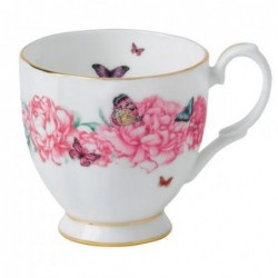 Mug Gratitude - Miranda Kerr - Royal Albert - Blanc - 30 cl