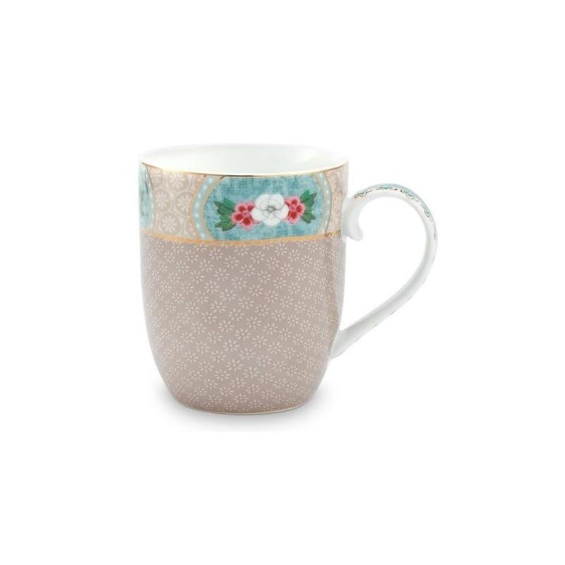 Petit mug - Blushing Birds - Kaki - Pip Studio - 145 ml
