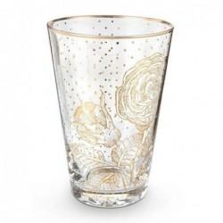 PIP Verre à eau Royal Golden Flower - 37cl