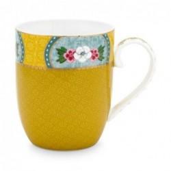 Petit mug - Blushing Birds - Jaune - Pip Studio - 145 ml