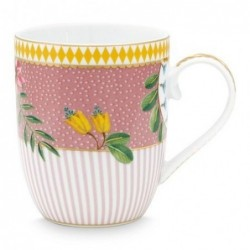 Petit mug - La Majorelle - Rose - Pip Studio - 14 cl