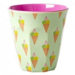 Gobelet Mélamine - Rice - Ice Cream