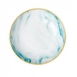 Bol à dips porcelaine - Rice - Marble - Jade