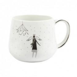 Tasse Winter wonderland - Mistletoe - Rader