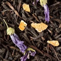 Thé noir parfumé - Dammann Frères - Mélange des chérubins- 100g