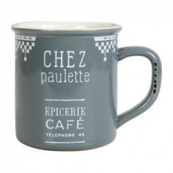 Mug - Paulette Gris - Comptoir de Famille