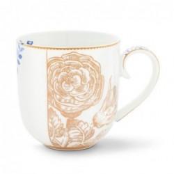 Mug Royal White flower - Pip Studio - 18cl