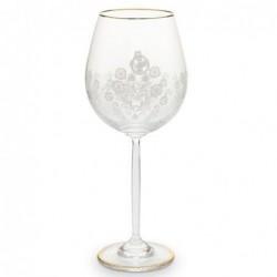 PIP Verre à vin Floral - 45cl